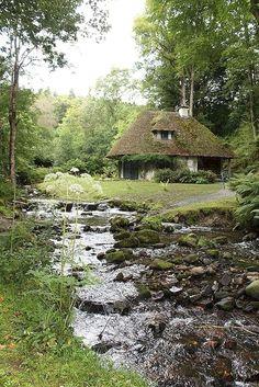 Nice 67 Gorgeous Cottage House Exterior Design Ideas https://roomaniac.com/67-gorgeous-cottage-house-exterior-design-ideas/