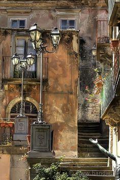 Novara di Sicilia, my grandfather's hometown