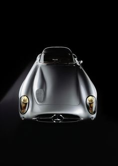 pascal leroi: Mercedes-Benz 300 SLR  #Lockerz