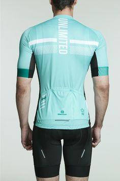 Cool Green Short Sleeve Road Bike Jerseys for Men Online 00ce65d45