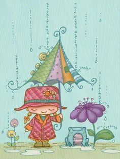 It's a rainy day !!!