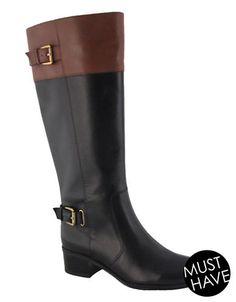 Shoes | Boots | The Essential Boot The Knee High Boot | Hudson's Bay