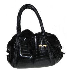 Ferragamo Crocodile Bag. Cost £9 f8ed49e7469db