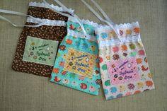 Мешочки для подарка от Зубной Феи.