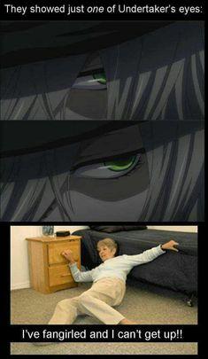 Black Butler Quotes, Black Butler Funny, Funny Anime Pics, Anime Meme, Black Butler Undertaker, Theme Anime, My Hero Academia, Sebaciel, Butler Anime