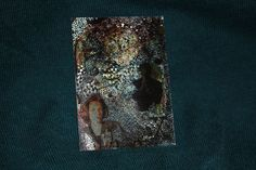 The X-Files Topps Trading Card #15 i3 Etched Foil Season 3 Home of the Brave Home Of The Brave, Collectible Cards, Season 3, Trading Cards, Collector Cards