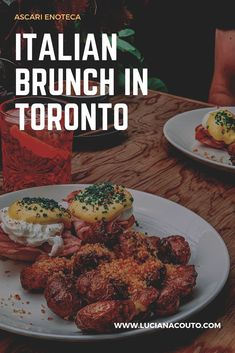 You already know brunches are my favorite weekend things! As you also know my hubby and I are in a search for the best Eggs Benedict in Toronto. Last Saturday was the time to taste the new Ascari Enoteca at King St W, here in Toronto.   Head on to my blog to find out how wonderful  an unplanned weekend brunch turned for us!
