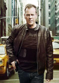 Kiefer Sutherland as Counter Terrorist Unit (CTU) agent Jack Bauer Kiefer Sutherland, Donald Sutherland, Netflix, Great Movies, Best Tv, His Eyes, Favorite Tv Shows, Movies And Tv Shows, Movie Stars