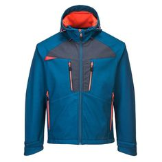 We LOVE the range from Portwest. The 4 way dynamic stretch will keep you looking stylish and feeling great all day. The Softshell Jacket is precision engineered using a revolutionary breathable, waterproof and windproof ripstop fabric. Work Trousers, 4 Way Stretch Fabric, Body Warmer, Polar Fleece, Work Wear, Hooded Jacket, Stylish, Jackets, Clothes
