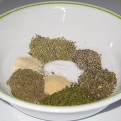 Poultry Seasoning Recipe - i ran out of penzey's poultry seasoning and LOVED it. hope this is as good (or better!)
