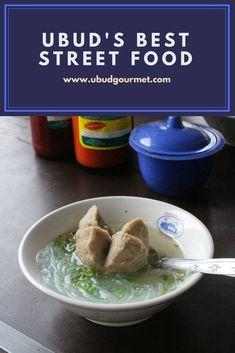 Ubud's Best Street Food
