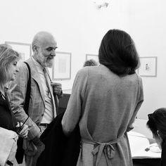 Barnaba Fornasetti presenta Fornasetti Tema e Variazioni #ioerimini #rimini #igersrimini #fornasetti #barnabafornasetti #icon #linacavalieri #book #italy #cosedilavoro #blackandwhite #blackandwhitephotography #icone #orgoglioitaliano by ioerimini