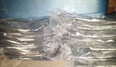 60 PAIRS CHEMICAL PROTECTIVE MILITARY GLOVE SET LARGE UNOPENED
