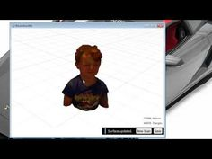 3D Scan and Print Yourself using FREE software!