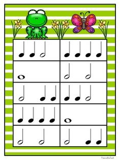 Spring Music Game Bundle: 5 no prep board games! Music Games, Music Songs, Preschool Music Activities, Music Theory, Teaching Music, Music Education, Games To Play, Board Games, Spring