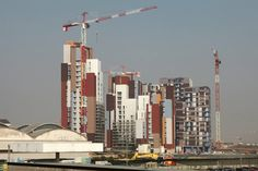 Expo Village 2015, Milano, 2015 - MCA - Mario Cucinella Architects