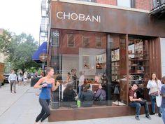 Chobani Store NYC