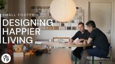 Designing Happier Living - SMALL FOOTPRINT - YouTube Affordable Housing, Footprint, Architecture Design, Whiteboard, House, Youtube, Home Decor, Videos, Erase Board