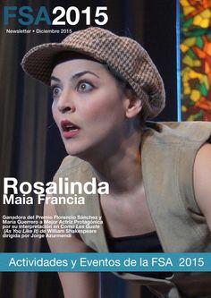 Newsletter FSA 2015 by Shakespeare Argentina