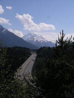 My favourite place in the world : Brenner Pass (Austria-Italy).