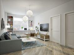Как создать интерьер в скандинавском стиле так, чтобы он не выглядел скучно, и у каждой комнаты был свой образ? Специалисты из архитектурного бюро Победа дизайна знают ответ на этот вопрос...