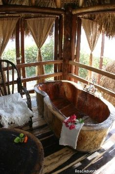 Family Suite Cabanas at Zahra - EcoTulum Resorts & Spa Mexico