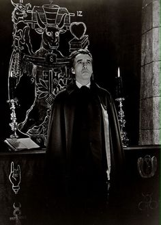 """""""Taste the Blood of Dracula."""" This is a Hammer Film."""