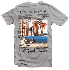 Classic Beach Venice buy t shirt design artwork Mens Beach Shirts, Boys T Shirts, Polo Design, Tee Shirt Designs, Mens Sweatshirts, Printed Shirts, Shirt Style, Band Merch, Vector File