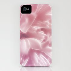 Softly Pink iPhone Case by F Photography and Digital Art - $35.00
