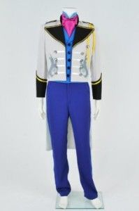 Prince Hans Halloween costume for adults.