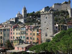 Getting to Portovenere - A Transportation Guide