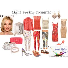 light spring romantic by expressingyourtruth on Polyvore featuring Dolce&Gabbana, Neil Barrett, re:named, Ralph Lauren Blue Label, Vivienne Westwood, Pedro Garcà a and Betsey Johnson