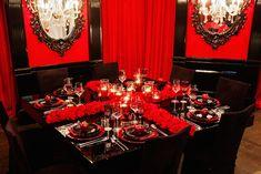 debut ideas We love this Disney Villain-inspired wedding reception that Disney's Fairy Tale Weddings created. Wedding Reception Themes, Great Gatsby Wedding, Trendy Wedding, Dream Wedding, Wedding Dress, Disney Inspired Wedding, Disney Weddings, Debut Ideas, Disney Honeymoon