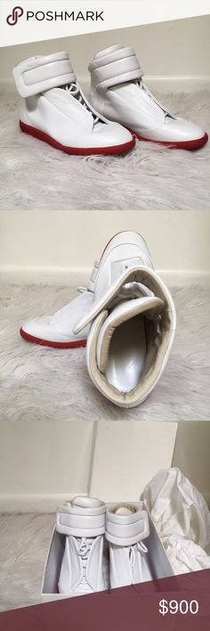 Maison Margiela 22 Red Sole Future Sneakers Brand new Maison Margiela. Comes with the shoe box Maison Martin Margiela Shoes Sneakers