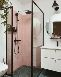 Bring modern luxury and a spacious, spa-like feel to your bathroom! #badeværels... -  Bring modern luxury and a spacious, spa-like feel to your bathroom! #badeværelseinspiration  - #architecture #badev #badeværels #bathroom #BathroomRemodeling #bring #ContemporaryBathrooms #feel #HouseArchitecture #KitchenRemodeling #luxury #modern #ModernHouses #RemodelsAndRestorations #spacious #spalike #ZahaHadid