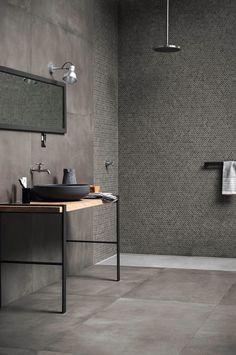 Is To Me Interior inspiration | Grey bathroom