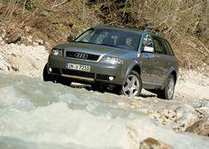 2000 Audi allroad quattro