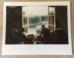 """3,276 Likes, 37 Comments - Melissa HELSER (@mphelser) on Instagram: """"Paris Polaroid.  Me and my love sitting, and breathing it in. @jonathanhelser #teamhelser"""""""