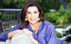 Download wallpapers Hilary Farr, celebrity, beautiful woman, canadian designer, actress