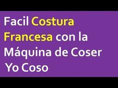 Costura: Ajustes de Tensión en Máquina de Coser - Bobina & Superior - YouTube