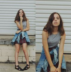 Missguided Top, Front Row Shop Skirt, Choies Shoes