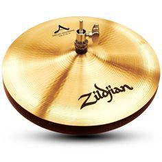 "12"" A ZILDJIAN SPECIAL RECORDING HIHATS - PAIR   Zildjian"