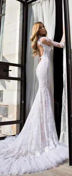 Shabi & Israel 2015 Wedding Dress