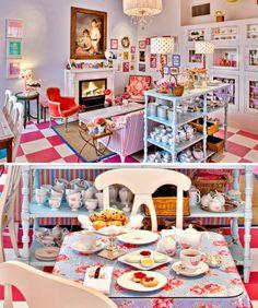 tea salon :: crown & crumpet in san francisco