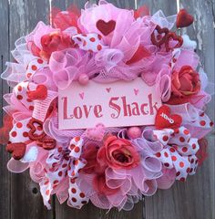 Hey, I found this really awesome Etsy listing at https://www.etsy.com/listing/218701041/valentine-wreath-valentine-decoration