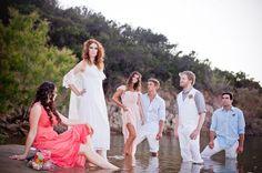 Water Nymph Wedding Inspiration