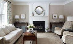 Online interior decorating service -- Laurel & Wolf. Reasonably priced, good quality work
