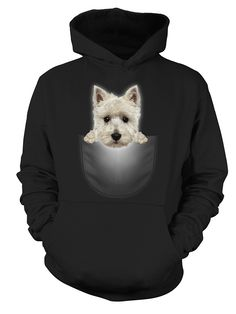 Design and sell shirts, mugs, and phone cases online with TeeChip Pro. Upload your artwork and we take care of the rest. West Highland White, Custom Printed Shirts, White Terrier, Mask Shop, Print Store, Mugs, Hoodies, Artist, Poster