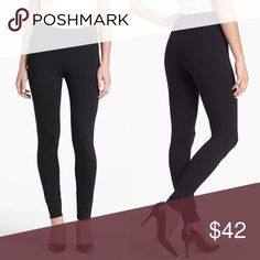 Eileen Fisher super soft black leggings New without tags 😊💗 92% tencel, 8% spandex. Bundle 3+ for 20% off Eileen Fisher Pants Leggings