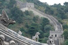 The Great Wall Of China Great Wall Of China, Fortification, Wonders Of The World, Statue Of Liberty, Places, Great Wall China, Statue Of Liberty Facts, Statue Of Libery, Lugares